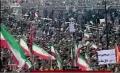 Azadi Square - 11Feb10 - Ahmadinejad addressing to massive crowd - Farsi