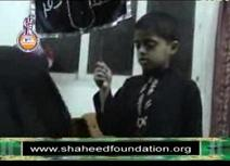 **MUST WATCH**Al-Shaheed Kahani - Azadar 2 of 3 in URDU