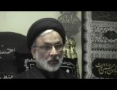 [Day 1] Our Actions and Their Importance - Moulana Askari - Izfna - NJ USA - Urdu