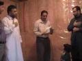 Nohas  at Imambargah-e-Masoomeen Windsor Ontario - Urdu