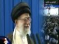 [MUST WATCH] Ayatullah Khamenei reciting masaeb of Imam Ali (a.s) - Farsi sub English