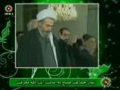 Grand Ayatollah Marifaat Leading Morning Prayers - Arabic