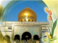Zainab A.S. Honoured the Land of Madina - Congratulations to Prophet SAWW - Arabic