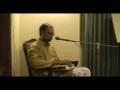 **MUST WATCH SERIES** Mauzuee Tafseer e Quran - Insaan Shanasi - Part 11a - 24-May-10 - Urdu