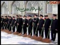 Special Occasion at Haram of Imam Raza as : Dusting Zaree by Servants of Imam 0r Ghumbarrumi - Farsi
