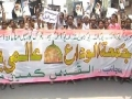 Al-Quds Universal Day in Multan, Pakistan - 03 SEP 2010 - Urdu