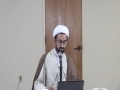 Day 23 Fusing Daily Life with Spirituality from the Quranic Story of Nabi Musa - Sheikh Salim - English