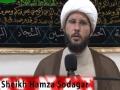 Ramadan Lectures 2010 - Divorce in Islam [Lecture 3] - Sh. Hamza Sodagar - English