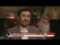 """Ahmadinejad""""s Interview With ABC""""s Christiane Amanpour in NY Sept 19, 2010 -English"""