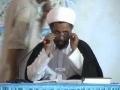 Rasul e Khuda (SAWW) ki Hazrat Ali (AS) ko wasiat - Moulana Mohammad Abbas Waziri - Urdu