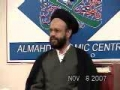 Injesaam-al-Muslimeen - Part 3 - By Maulana Zaki Baqri - Urdu