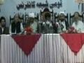 قومی شیعہ کانفرنس بعنوان تحفظ عزاداری Press Conference - 3 Oct 2010 - Urdu