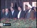 PressTv President Ahmadinejad visits South Lebanon Thu Oct 14, 2010 11:25PM English