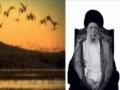 Ayatollah Fadlallah reciting poems  - Arabic sub English