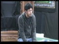 1st  Muharram 1432 - Salam by brother Hasan Kanani - Momin Center Dallas 12/7/2010 - Urdu