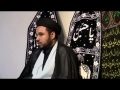 Aza-e-Hussain (as) a way to success - Maulana Zaeem Raza - 2nd Majlis - Part 1 - Urdu