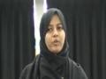 Lessons from Karbala - Majlis at Wali about Hadhrat Qasim (AS) - English