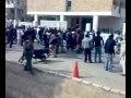 [KU Blast] Raw Video - Dr. Peerzada visit, Students protest - 28Dec2010 - All Languages