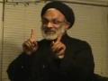 [Majlis 01] Shahadat of Imam Zainul Abideen - H.I. Syed Muhammad Askari - Deen aur Dunya - Urdu