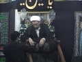 Majlis on Shahadat of Imam Zain ul Abideen (a.s) by Maulana Mirza Abbas - 123010 Momin - English