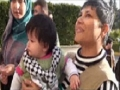 Asian Caravan to Gaza Indian Aid Worker Rakhi Epressing her Views before leaving to Gaza - English