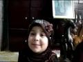 SURA KAWSAR Recitation - Glorified Status of Hazrat Fatima SA - By Two little daugthers of Islam - Arabic English