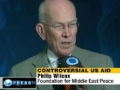 Hispanic community troubled by US aid to Israel - 31Mar2011 - English