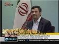 President Ahmadinejad Press Conference - 04Apr2011 - Part 1 - English