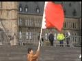 Protest for Bahrain - London - English - Arabic