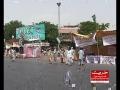 Rally of Sipahe Yazid against revolution in Bahrain HTNEWS report - Urdu