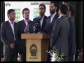 Celebrations of Birth of Emam Raza from Mashad - PartB - Group Madahee - Farsi