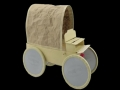 Kids Fun Projects - Covered Wagon - English