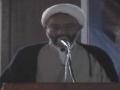 Speech - Barsi Program - Imam Khomeni and Ayatullah Taqi Behjat - H.I. Shahid Raza Kashfi - Urdu