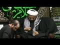 Moulana Muhammed Baig 1st Muharam 2008 Dallas 1-3 - English