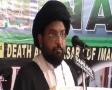 [MUST WATCH from Hyderabad INDIA] Yaad-e-Khomeyni (r) 2011 speech by Moulana Taqi Agha - Urdu