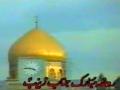 Ziaraat - Roza Hazrat Zainab S.A - Shrine Bibi Zainab - Urdu