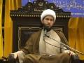 Reviving the Soul - Lecture 3   Sheikh Hamza Sodagar - Shahr Ramadhan 1430 - English
