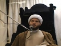 Q&A - Session 3   Sheikh Hamza Sodagar - Shahr Ramadhan 1430 - English