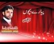 Piyare Bachou - Manqabat Shadman Raza 2011 - Urdu