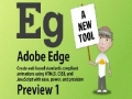 Adobe Edge Preview 1 Web Standards Animation Tool Using HTML5 CSS3 and Javascript - English