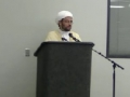 Lecture 2 on Rulings of the Fast - H.I. Hyder Shirazi - Ramadan 2011 - English