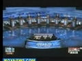 3rd GOP Presidential Republican Debate - Ron Paul on Iran vs. Santorum - August 11, 2011 - English