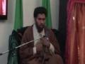Majli e Isaal Sawab - Speech by Moulana Shehbaz Bukhari - Urdu