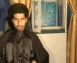 2011 -adabe Imam Zamana Respect of Imam Zamana By Mowlana syed Arif Hussain kazmi  mj 1 on Velayat tv - Urdu