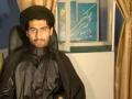2011 -adabe Imam Zamana Respect of Imam Zamana By Mowlana syed Arif Hussain kazmi  mj 2 on Velayat tv - Urdu