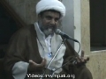 Speech H.I. Raja Nasir Abbas on Night of the Shahadat of Imam Ali (a.s) - Urdu