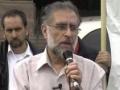 [2011 Al-Quds Rally Toronto] Speech by Br. Zafar Bangash - 28Aug2011 - English