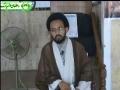 [Youth 29] نوجوان کا ماہ رمضان H.I. Sadiq Raza Taqvi - Stay away from sins after Ramadhan -  Urdu