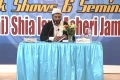 Speech - Imam Hasan (as) Ki Siaasi Aur Mashrati Zindagi - Moulana Sajjad Mehdavi - Urdu
