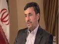 Opinion - Interview with Mahmoud Ahmadinejad - Sep 22, 2011 - English